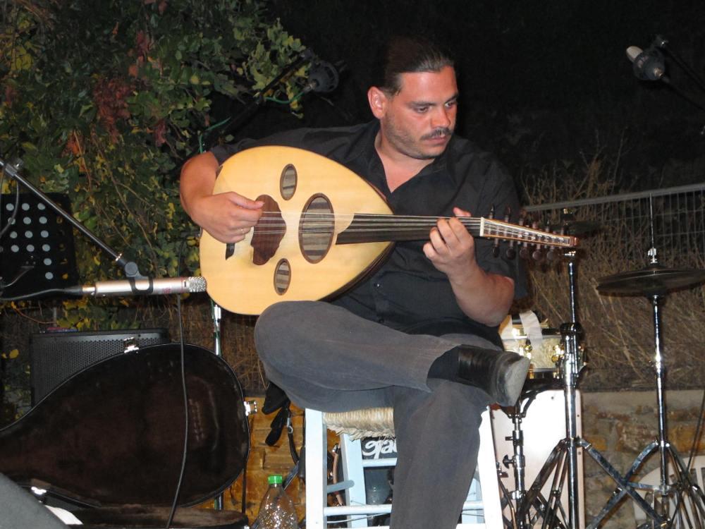Μια μουσική βραδιά στο Βουρκάρι με το κουαρτέτο του Αλέκου Βρέτου