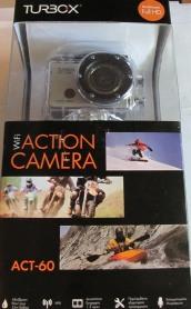 Η Action Cam Turbo-X ACT-60 (photos & video)