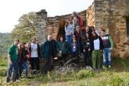 Ομάδα με τους διδάσκοντες στην Καθοικιά της Πέρας Μεριάς